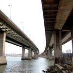 imagem das pontes da Capital