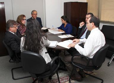 Reunião do Conselho Gestor do Fermp