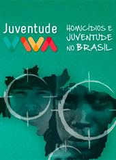 Capa do relatório Juventude Viva - Homicídios e Juventude no Brasil