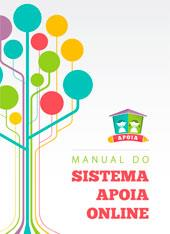 Capa do Manual do Sistema Apoia Online